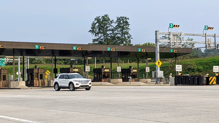PA Turnpike Toll By Plate users didn't pay $104 million last year