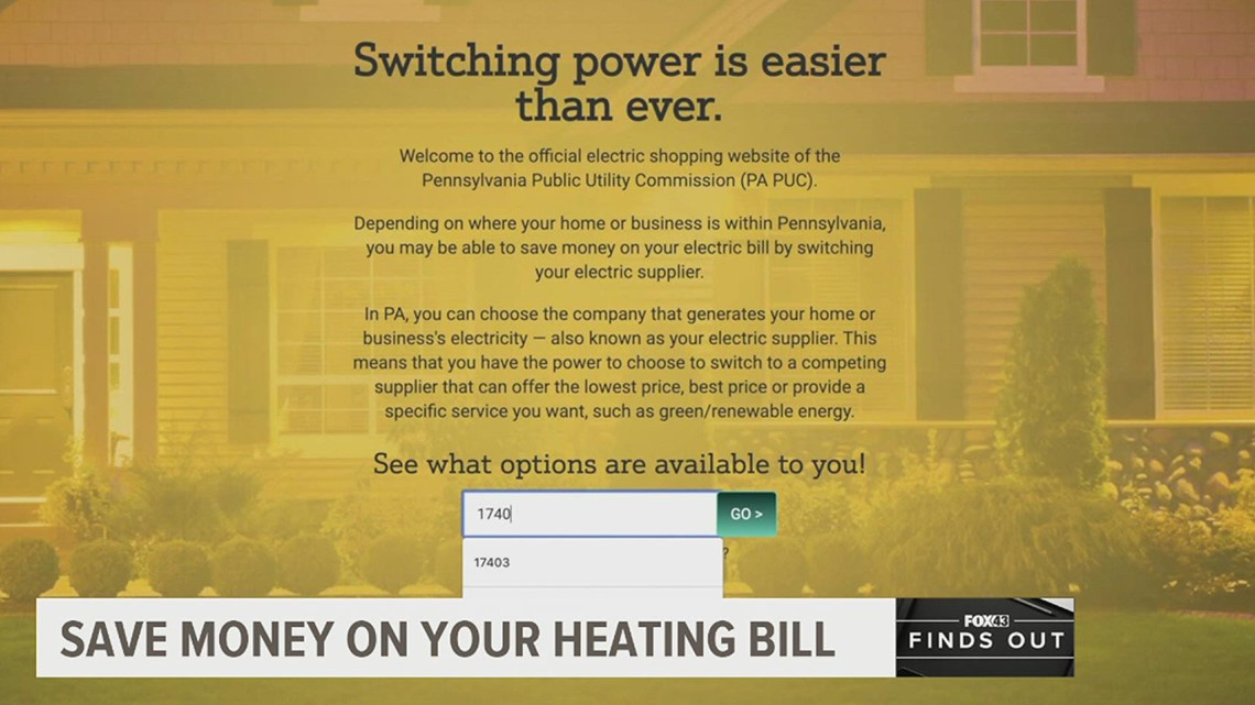 Energy prices are expected to spike this winter. Here's how you can save some money   FOX43 Finds Out