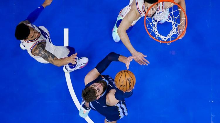 Allen helps lead Grizzlies past short-handed 76ers