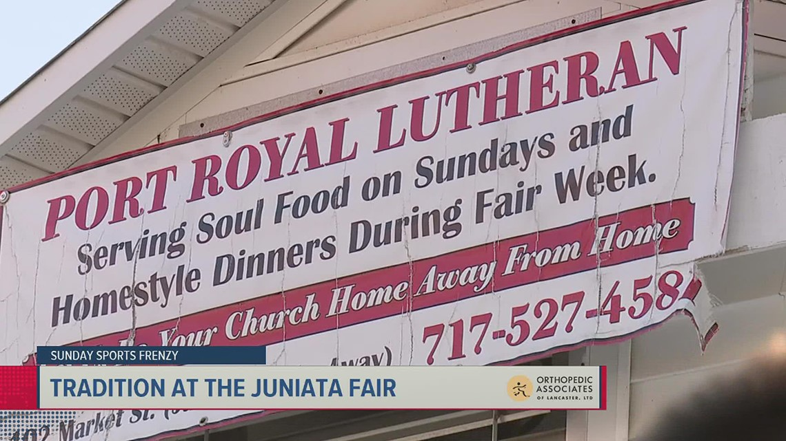 Traditions at the Juniata Fair during the Tuscarora 50