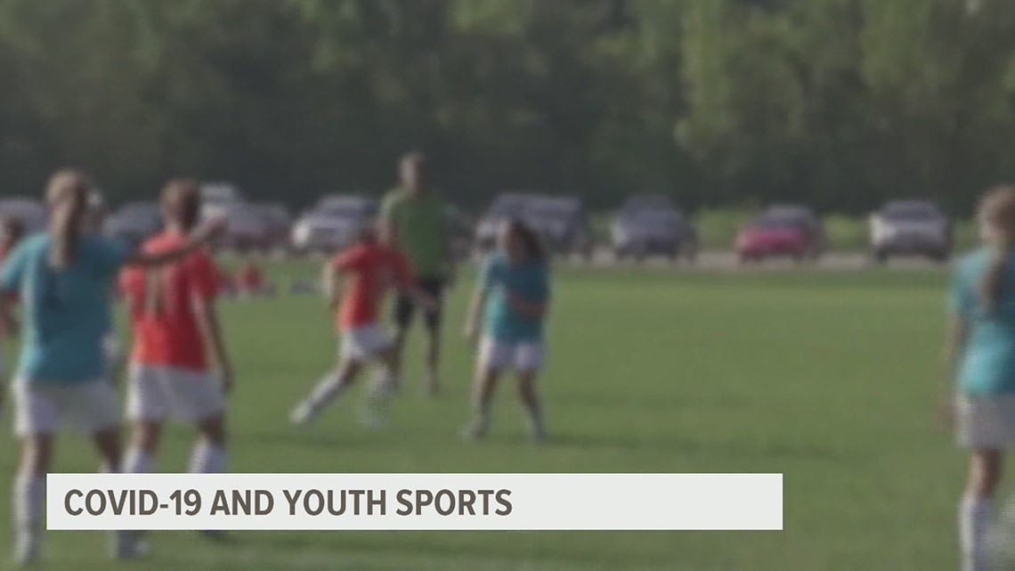 COVID-19 and youth sports: What is safe and what isn't?