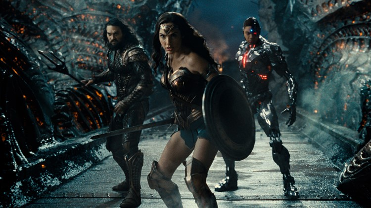Zack Snyder's 'Justice League' premieres on HBO Max