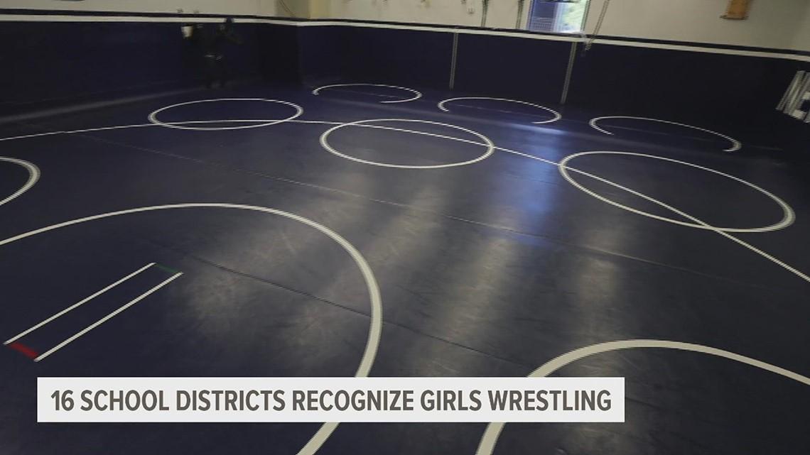 Newport approves girls wrestling program
