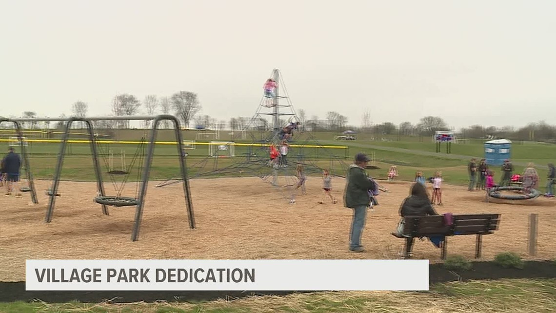 West Lampeter Township hosts dedication ceremony for their new Village Park on Healthy Kids Day