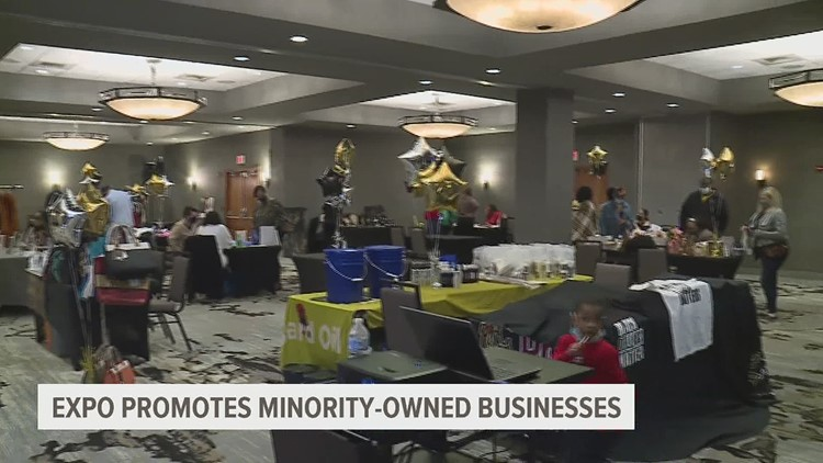 Harrisburg business ends Black History Month with an expo highlighting minority-owned businesses
