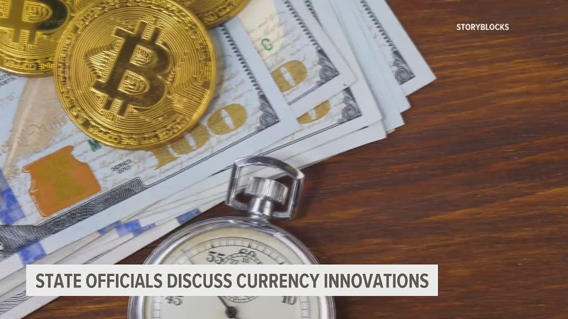 State officials say Pennsylvania should be planning ahead for the future of cryptocurrency