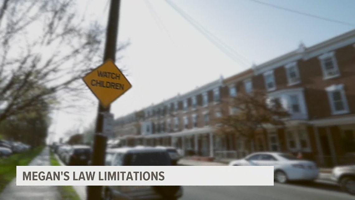 What protections are in place to stop repeat sexual offenders | FOX43 Reveals