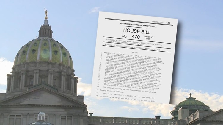 PA among national leaders in proposals to change election laws | FOX43 Capitol Beat