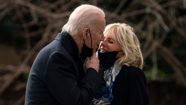 PA Tourism Office launches 'The Biden Trail,' a self-guided road tour of the President and First Lady's favorite PA spots
