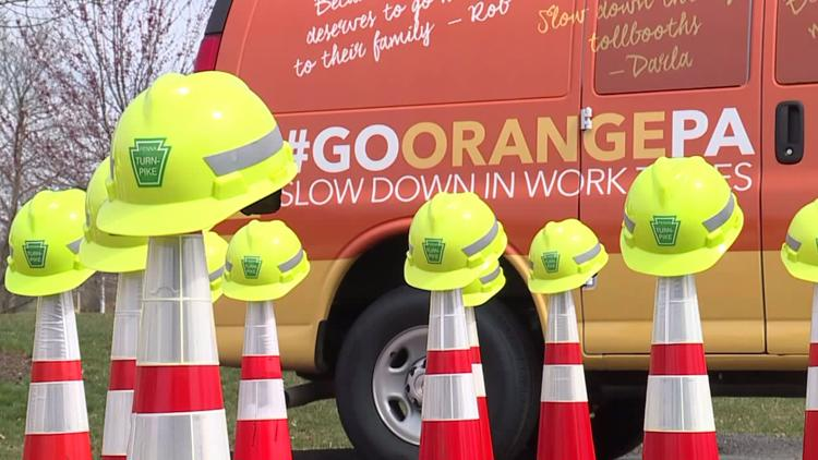 National Work Zone Awareness Week kicks off, with focus on distracted driving