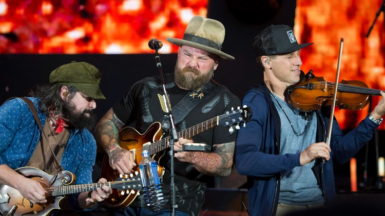 Zac Brown Band's 'The Comeback Tour' to visit Hersheypark Stadium in August