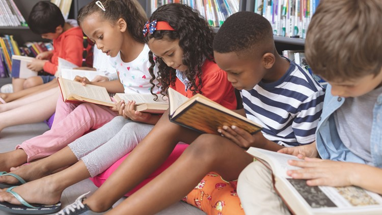 York Libraries score 'GOAL' to get all first graders reading   Family First with FOX43