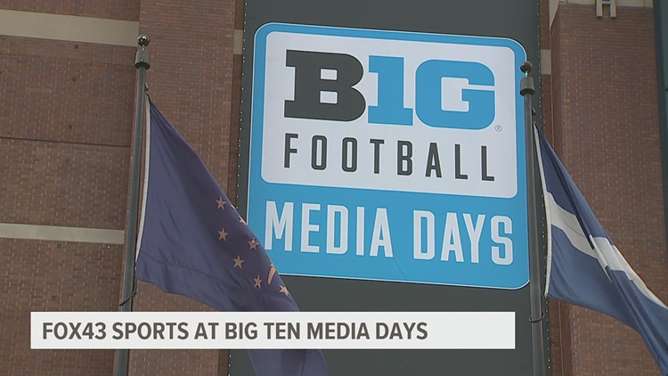 Penn State ready to tackle questions at Big Ten Media Days