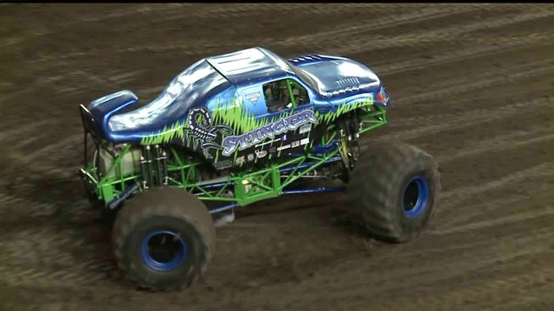 Monster Truck Rally Comes To Harrisburg Fox43 Com