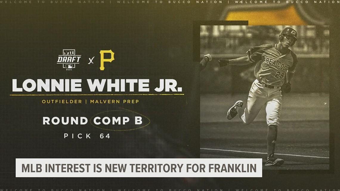 Penn State awaits White Jr.'s decision after MLB Draft