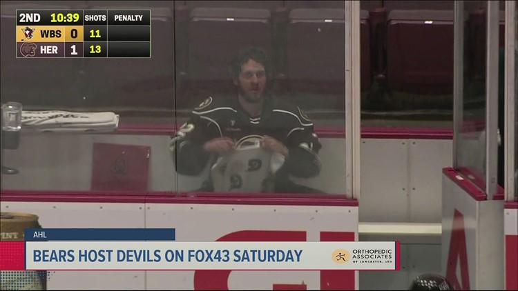 Bears blank rival Penguins on FOX43 | Sunday Sports Frenzy
