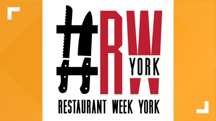 Restaurant Week York, a '10-day party for your taste buds,' kicks off Sept. 10