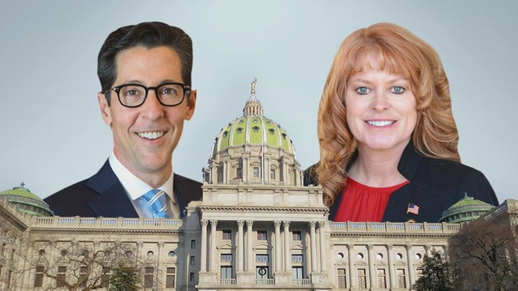 Pa. Treasury election candidates at odds over integrity, transparency of office