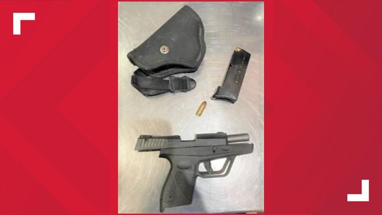 TSA officers prevent Carlisle man from boarding plane with 9mm handgun at Harrisburg International Airport