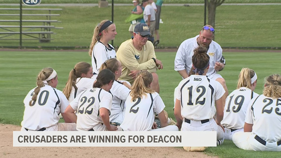 Crusaders take 'Win for Deac' mindset