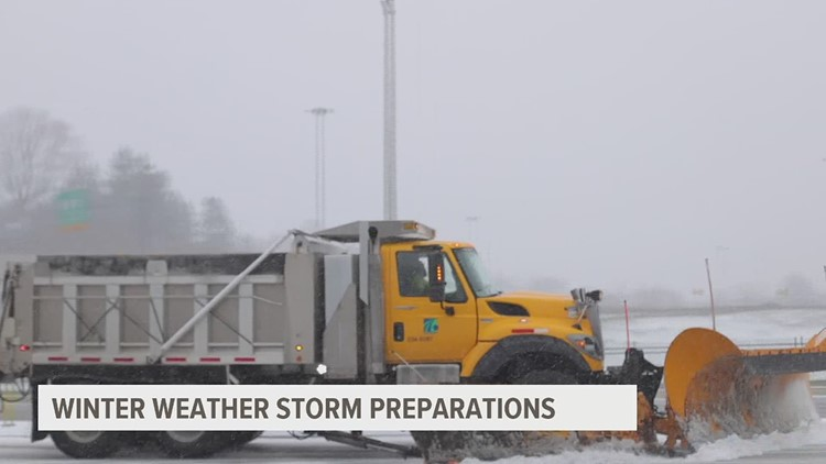 PennDOT and PA Turnpike implement vehicle restrictions in response to winter weather