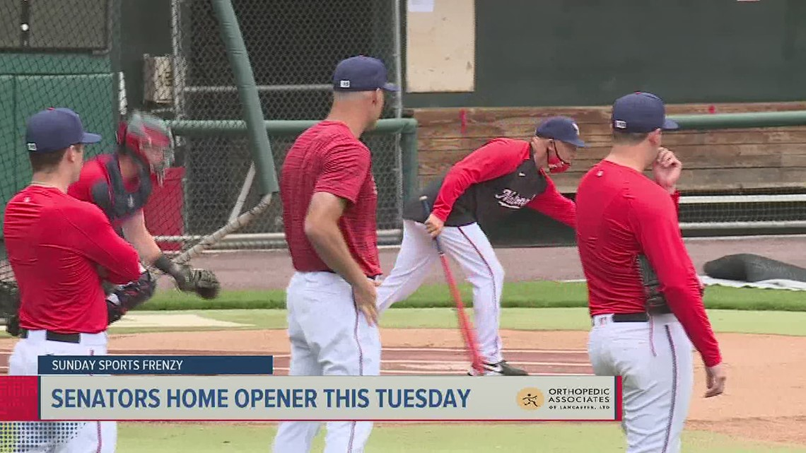 Senators to play on City Island for first time since 2019