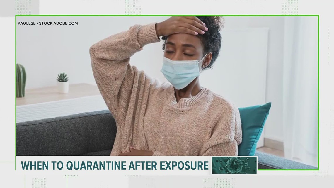 What to do after COVID-19 exposure, even if you are vaccinated