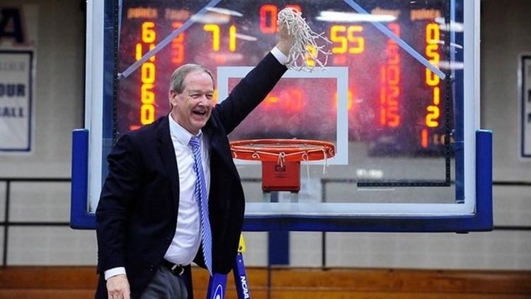 Legendary F&M men's basketball coach Glenn Robinson announces ...