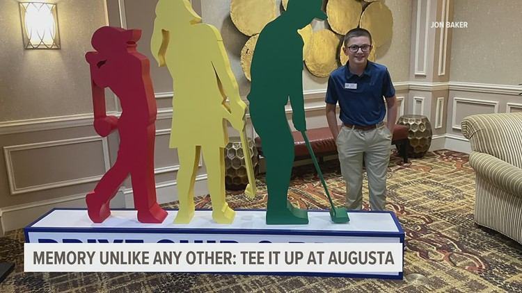 Greencastle youth golfer set to tee it up at Augusta