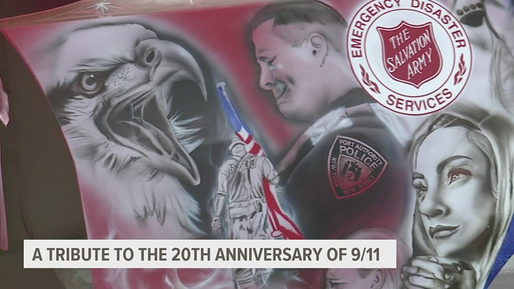 The 20th anniversary of 9/11 is fast approaching and Adams County locals hope everyone remembers to never forget