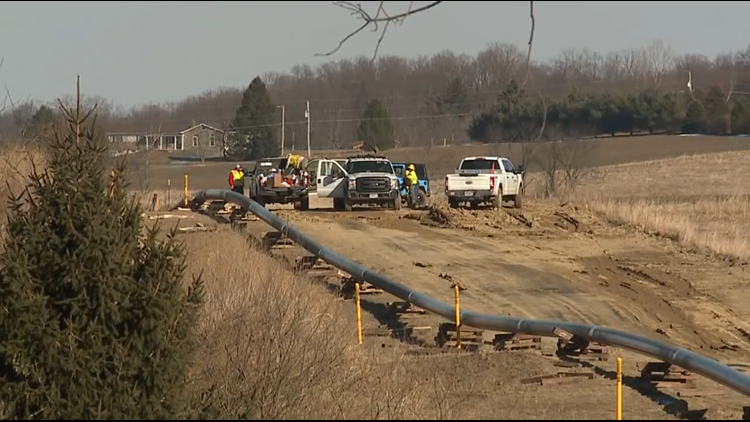 After cancellation of Keystone XL Pipeline, renewed focus on Mariner East Pipeline