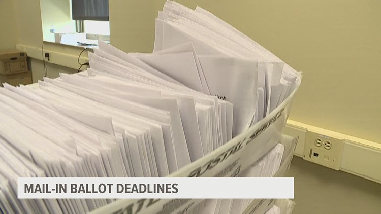 State GOP lawmakers ask Supreme Court for stay on ruling that extends mail-in ballot deadline