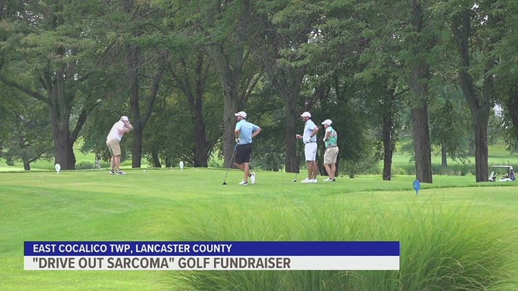 Drive Out Sarcoma Golf Fundraiser supports Lancaster Mom in her fight with cancer