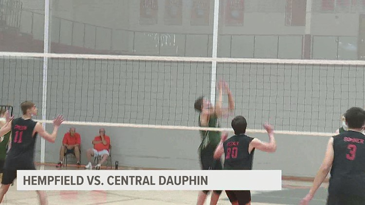 Central Dauphin and Lower Dauphin advance to volleyball state championships