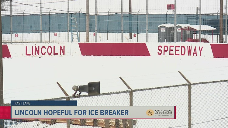 Fast Lane: Lincoln hopeful for Ice Breaker