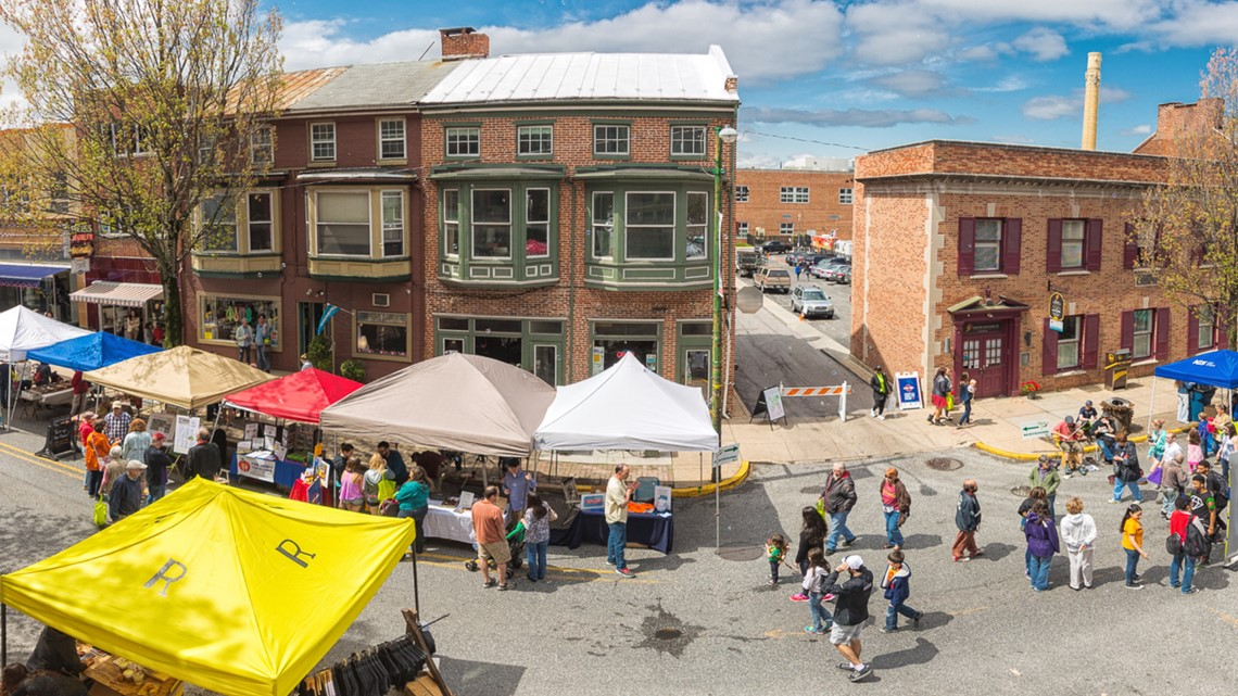 'Go Green in the City' returns to Downtown York for 2021