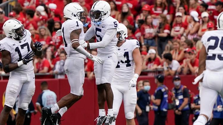 No. 11 Penn State to lean on defense as offense develops