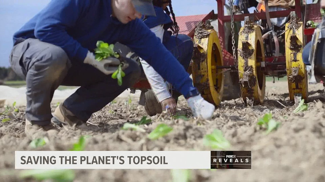 Rebuilding the ground that feeds us | FOX43 Reveals