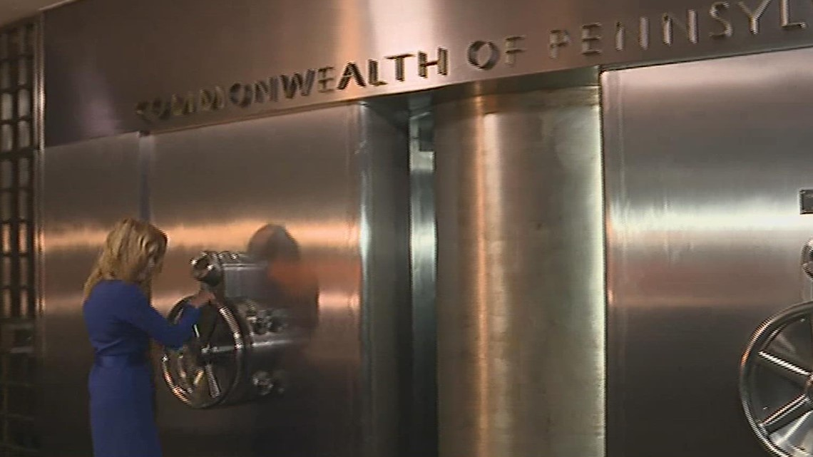 Pennsylvania Treasury auctions off forgotten riches