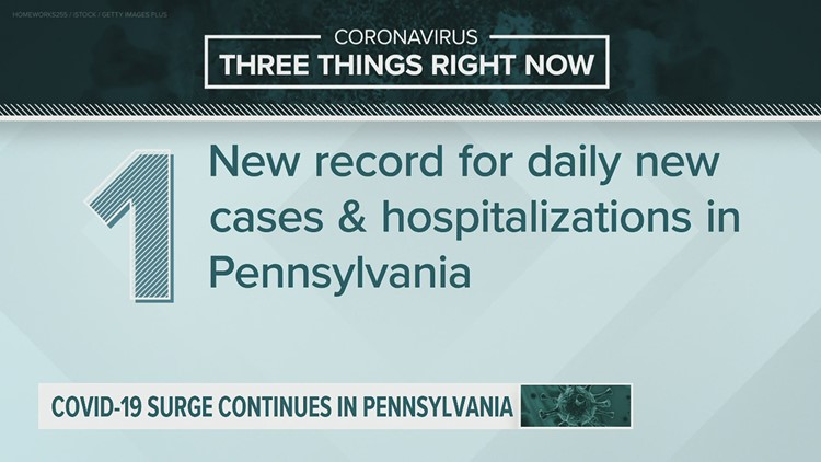 Department of Health provides update on coronavirus: 11,406 new positives bring the statewide total to 386,837