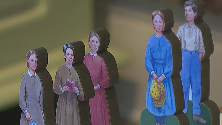 New museum in Gettysburg gives kids a glance to the past