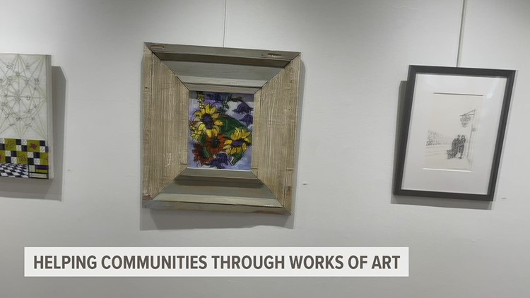 York art non-profit holds auction to raise funds for at-risk youth programs