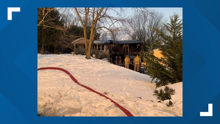Man dies after house fire in Lebanon County
