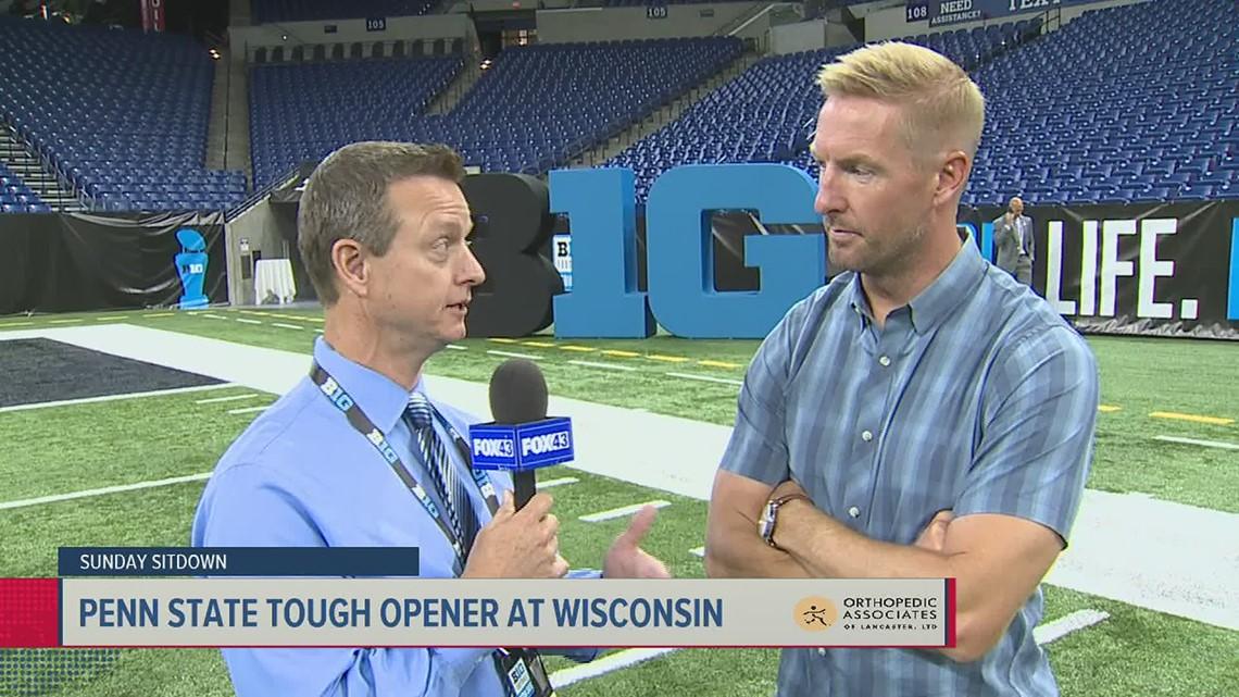 Joel Klatt of FOX Sports talks Penn State opener at Wisconsin and praises Mike Yurcich hire | Sunday Sitdown