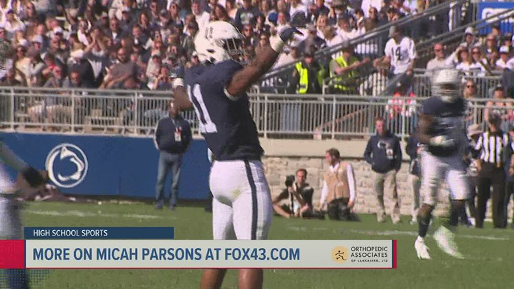 Current Cougars inspired by Micah Parsons | Frenzy