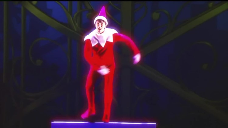 The Elf on The Shelf The Musical