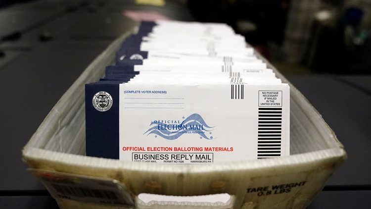 Planning to vote by mail in the May 18 municipal primary? Here's what you need to know