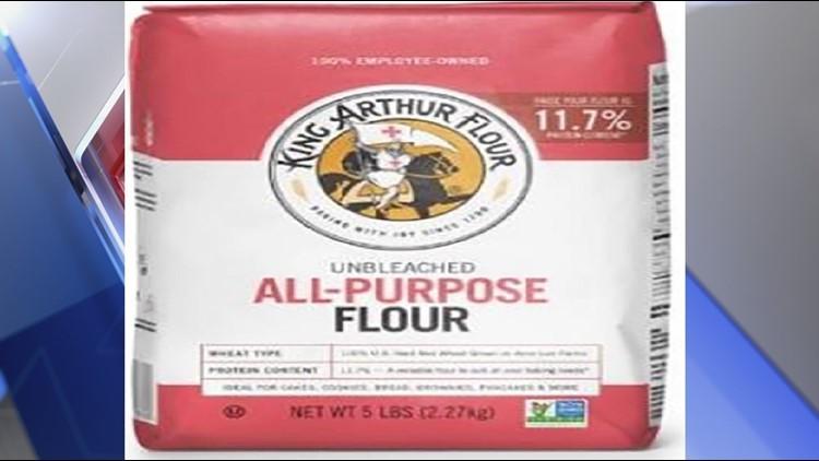 King Arthur Flour Company voluntarily