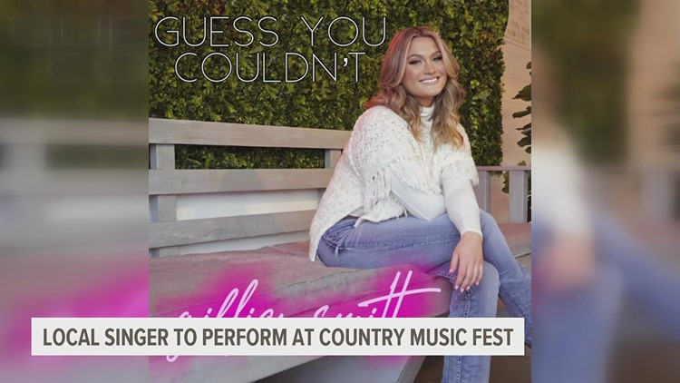 Mechanicsburg singer to open at Barefoot Country Music Fest in Wildwood