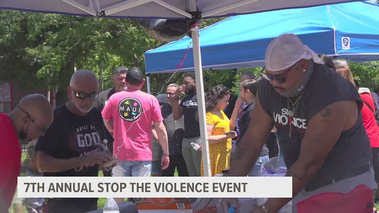 An annual event in York is looking to 'Stop the Violence' in the city